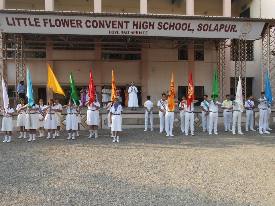 Passing of Colours