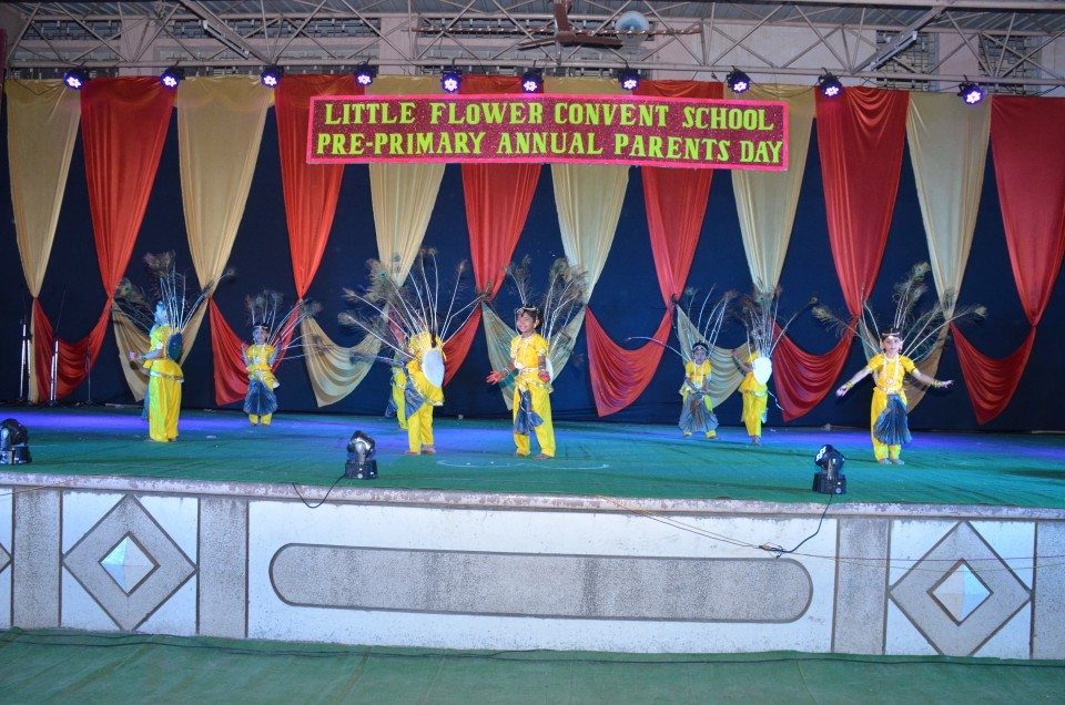 Pre-Primary Annual day